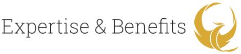 Expertise et Bénéfits